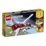 Afbeelding vanLEGO Creator Futuristisch vliegtuig 31086
