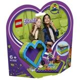 Afbeelding vanLEGO Friends Mia's hartvormige doos 41358