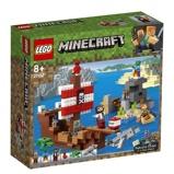Afbeelding vanLEGO Minecraft Avontuur op het Piratenschip (21152)
