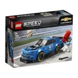 Afbeelding vanLEGO Speed Champions Chevrolet Camaro ZL1 racewagen - 75891