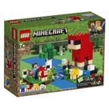 Afbeelding vanLEGO Minecraft De schapenboerderij - 21153