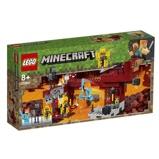 Afbeelding vanLEGO Minecraft De Blaze brug 21154