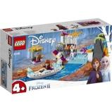 Afbeelding vanLEGO 4+ Disney Frozen II Anna's Kano expeditie 41165