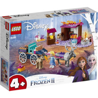 Thumbnail of LEGO 4+ Disney Frozen II Elsa's Koetsavontuur 41166