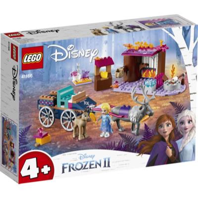 Afbeelding van LEGO 4+ Disney Frozen II Elsa's Koetsavontuur 41166