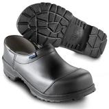 Afbeelding vanSika 29 Comfort Veiligheidsklomp SB Zwart 39 Klompen Beveiligd