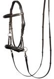 Afbeelding vanHarry's Horse Bitloos Sidepull hoofdstel (Maat paard: full)