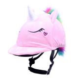 Afbeelding vanQHP Cap cover Unicorn roze ONESIZE