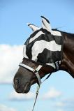 Afbeelding vanBucas Buzz Off Zebra Vliegenmasker