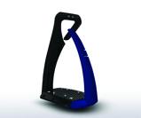Afbeelding vanFreeJump Soft Up Pro veiligheidsbeugels zwart/navy blauw ONESIZE