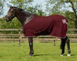 Afbeelding vanQHP Fleecedeken Ornament Paardendekens 175cm