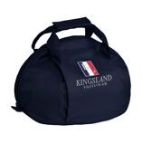 Afbeelding vanKingsland Classic Helmet Bag Navy ONESIZE