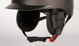 Afbeelding vanHarry's Horse Oorwarmers voor helm p/paar zwart ONESIZE