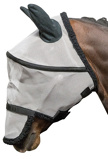 Afbeelding vanHarry's Horse Vliegenmasker B Free wit S
