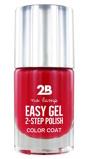 Afbeelding van2b Nagellak easy gel 2 step polish 504 berry fuchsia 1 Stuk