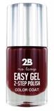 Afbeelding van2B Nagellak Easy Gel 2 Step Polish 508 Vino Divino