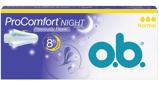 Afbeelding vanO.B. Tampons ProComfort Night Previously Flexia Normaal 16st