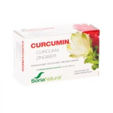 Afbeelding vanSoria Natural Curcumin Tabletten 60st