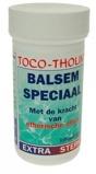 Afbeelding vanToco Tholin spierbalsem speciaal 50 en 250ml.