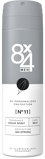 Afbeelding van8x4 Deodorant Spray No 11 Unique Spirit 150 ml