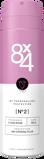 Afbeelding van8x4 Deodorant Spray No 2 Clear Rose 150 ml