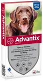 Afbeelding vanAdvantix Hond 400/2000 Spot on Solution