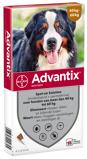 Afbeelding vanAdvantix Hond 600/3000 Spot on Solution