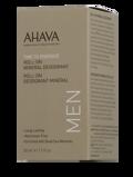 Afbeelding vanAhava Dead Sea Mineral Deodorant For Men Droge huid