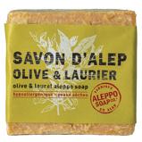 Afbeelding vanAleppo Soap Co Savon D'Alep Zeep Olive & Laurier 200GR