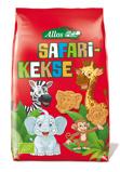 Afbeelding vanAllos Safari koekjes (150 gram)
