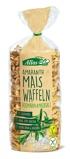 Afbeelding vanAllos Amarant maiswafels rozemarijn (100 gram)