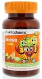 Afbeelding vanArkopharma Azinc multivitamine fruitgum 60 stuks