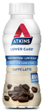 Afbeelding vanAtkins Ready to drink caffe latte (330 ml)