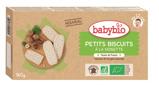 Afbeelding vanBabybio Babykoekjes 12+ mnd Nootjes 160 gr