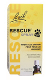 Afbeelding vanBach Rescue Remedy Pets Spray 20ML