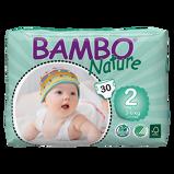 Afbeelding vanBambo Babyluiers Mini 2 3 6 Kg, 30 stuks