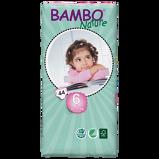 Afbeelding vanBambo Babyluier Xl 6 16 30 Kg, 44 stuks