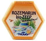 Afbeelding vanTraay Zeep Rozemarijn / Stuifmeel Bio, 100 gram