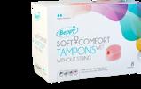 Afbeelding vanBeppy Soft + Comfort Tampons WET 8 stuks