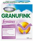 Afbeelding vanBional Granufink Femina Capsules 120CP