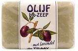 Afbeelding vanTraay Zeep Olijf / Lavendel Bio, 250 gram