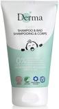 Afbeelding vanDerma Eco Baby Shampoo & Lichaam 150ML
