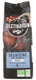 Afbeelding vanDestination Koffie decaf puur arabica gemalen (250 gram)