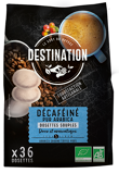 Afbeelding vanDestination Koffie decaf pads (36 stuks)
