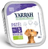 Afbeelding vanYarrah Biologisch Hondenvoer Paté Kip Kalkoen 150GR