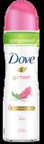 Afbeelding vanDove Deodorant Body Spray Compressed Go Fresh Pomegran (75ml)