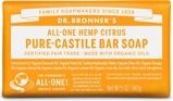 Afbeelding vanDr Bronners Barsoap Citrus & Orange, 140 gram