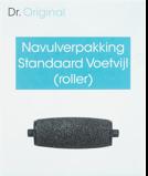 Afbeelding vanDr Original Navulverpakking Standaard Voetvijl (roller), 1 stuks