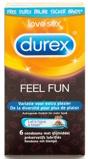 Afbeelding vanDurex Condooms Emoji Feel Fun 6 stuks