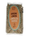 Afbeelding vanGreenage Groene linzen (500 gram)